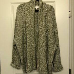 Anthropologie Angel Of The North Cardigan L Large